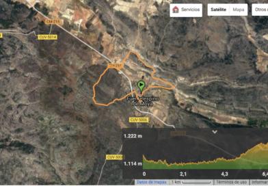 Las mejores rutas de senderismo en Fuentelespino de Moya